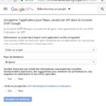 Clé API Google Map : intégrer une carte Google map dans un site Web