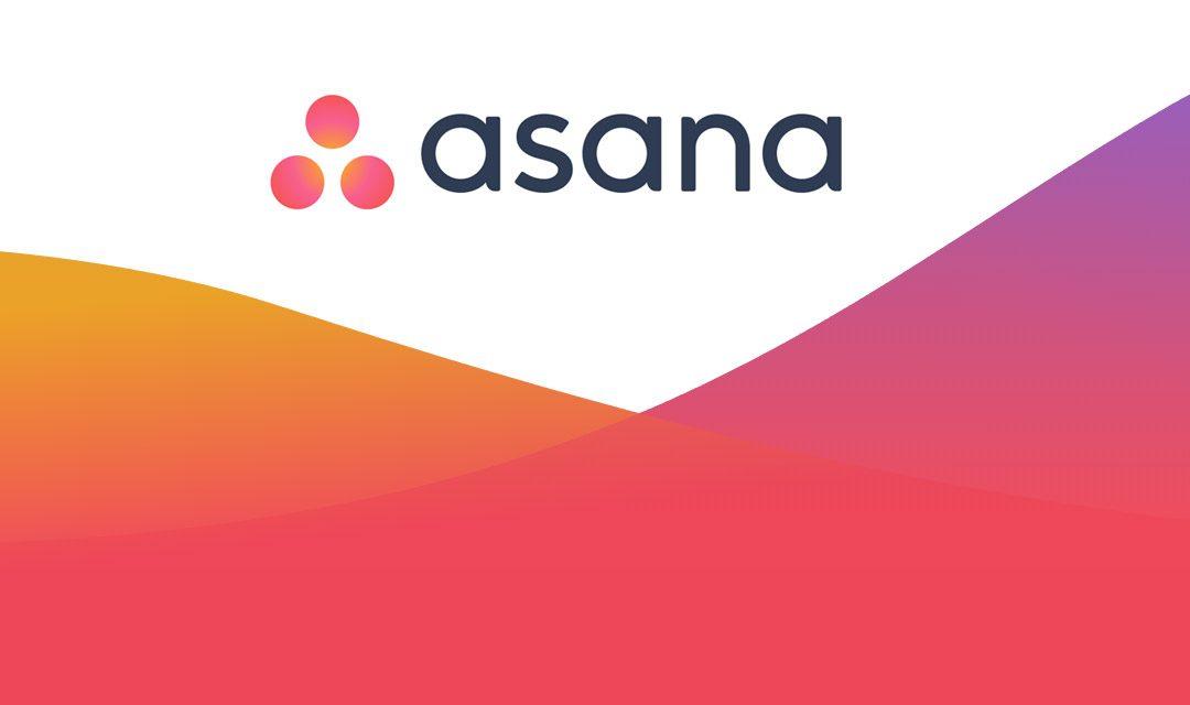 Logiciel de gestion de projet, suite de tâches, travail en équipe, organisation d'entreprise et organisation personnelle : Asana