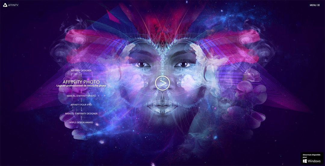 Affinity Photo : alternative à Photoshop (et Illustrator) pour Windows et Mac