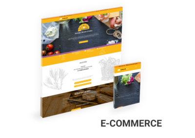 E-commerce Le Fournil Briard