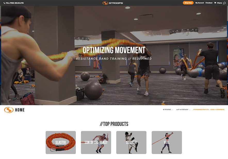 site fitness